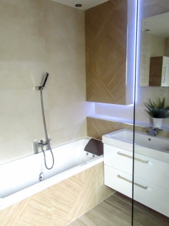 Contemporary bathroom design, exceptional quality home improvement service