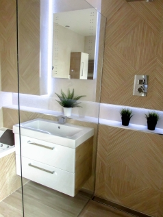 High-end bathroom design, renovation and fit out