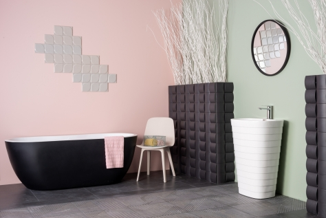 Ideal Home Show, Colourtrend stand
