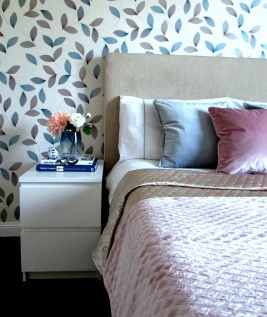 Elegant bedroom design, Co. Laois