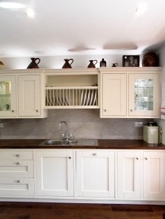 Bespoke kitchen design and lighting design, project in Co. Laois, Ireland