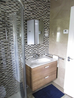 Bathroom renovation in style Co. Laois