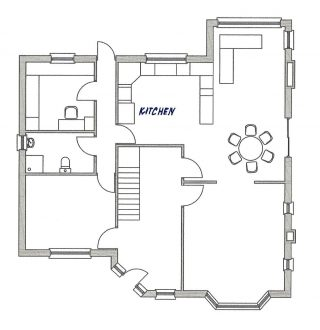 Planning Kitchen Layout