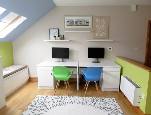 Bright and Light Playroom for kids