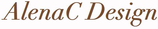 AlenaCDesign Logo
