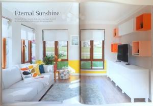 Heath residence project highlight IHIL magazine