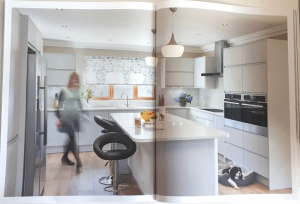 Residential project hightlight by AlenaCDesign IHIL magazine