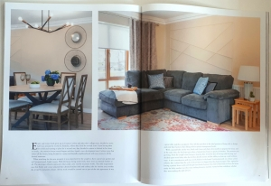 Residential project by AlenaCDesign in IHIL magazine