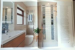 Interior design project by AlenaCDesign in design magazine