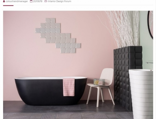 Collaboration with Colourtrend, Ideal Home Show Stand Design, RDS