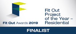 Fitout project of the year AlenaCDesign