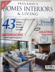 Interior design magazine IHIL