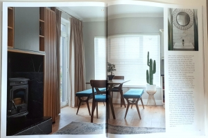 Project highlight in IHIL magazine by AlenaCDesign