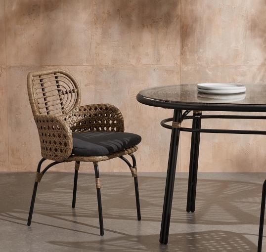 Designers garden chair Made