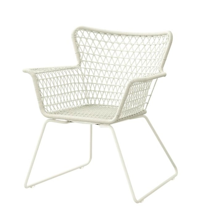 White garden furniture ikea shopping