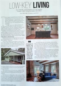 Irish Coutry Magazine Interior press Page 1